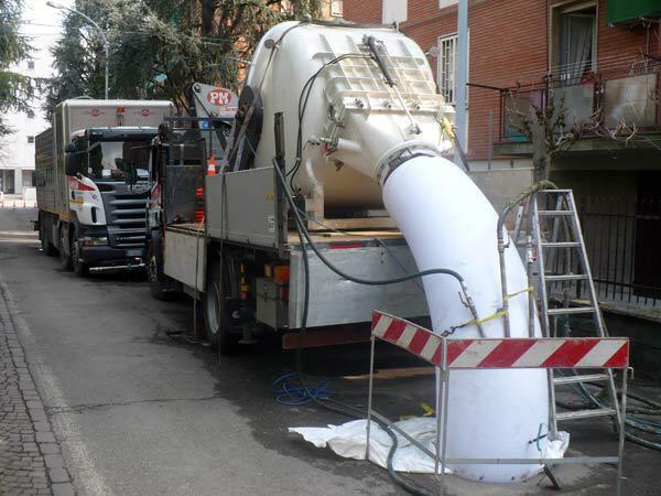 Spurgo Fognatura Cagliari